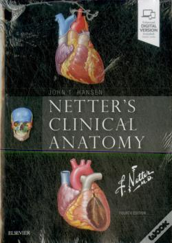 Wook.pt - Netter'S Clinical Anatomy