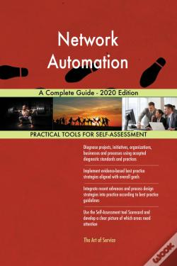 Wook.pt - Network Automation A Complete Guide - 2020 Edition