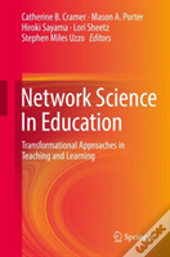Network Science In Education