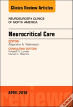 Wook.pt - Neurocritical Care, An Issue Of Neurosurgery Clinics Of North America