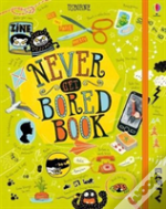 Never Get Bored Book