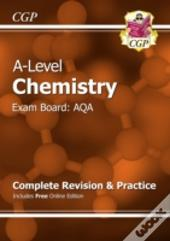 New 2015 A-Level Chemistry: Aqa Year 1 & 2 Complete Revision & Practice With Online Edition