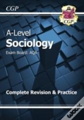 New 2015 A-Level Sociology: Aqa Year 1 & 2 Complete Revision & Practice