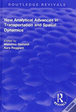 Wook.pt - New Analytical Advances In Transpor