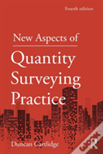 New Aspects Of Quantity Surveying P