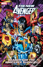 New Avengerssearch For The Sorcerer Supreme
