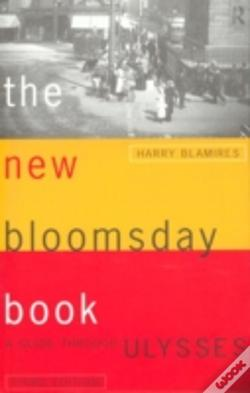 Wook.pt - New Bloomsday Book