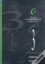 NEW CAMBRIDGE ENGLISH COURSE 3 TEACHER'S BOOK