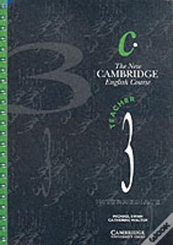 Wook.pt - NEW CAMBRIDGE ENGLISH COURSE 3 TEACHER'S BOOK