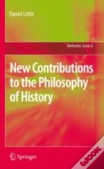 New Contributions To The Philosophy Of H