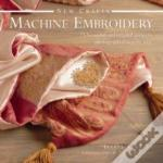 New Crafts: Machine Embroidery