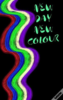 Wook.pt - New Day New Colour - Hair Dye Book
