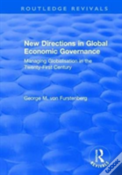Wook.pt - New Directions In Global Economic G
