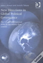 New Directions In Global Political Governance