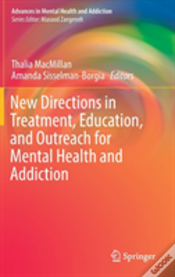 Wook.pt - New Directions In Treatment, Education, And Outreach For Mental Health And Addiction