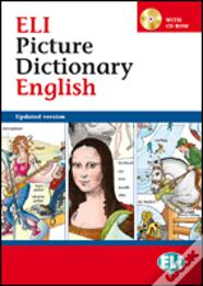 New Eli Picture Dictionary + Cd-Rom - English