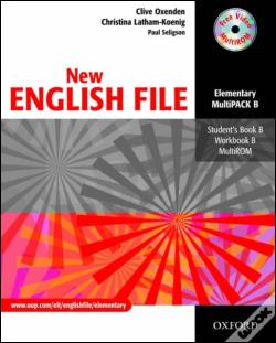 Wook.pt - New English File: Elementary - MultiPACK B