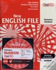 New English File Elementary - Workbook with Answers