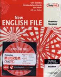 Wook.pt - New English File Elementary - Workbook with Answers