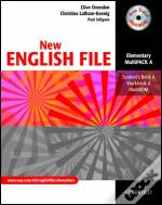New English File: Elementary - Multipack A Student'S Book and Workbook In One
