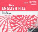 New English Fileclass Audio Cds