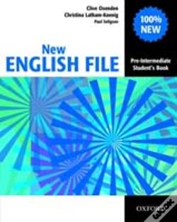 Wook.pt - New English Filestudent'S Book
