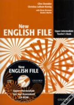 Wook.pt - New English Fileteacher'S Book With Test And Assessment Cd-Rom