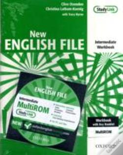 Wook.pt - New English Fileworkbook With Answer Booklet And Multirom Pack