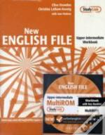 New English Fileworkbook With Answer Booklet And Multirom Pack