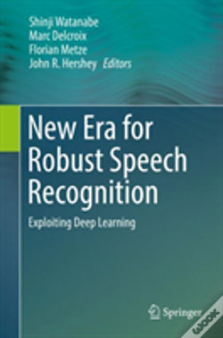 Wook.pt - New Era For Robust Speech Recognition