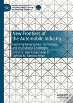 Wook.pt - New Frontiers Of The Automobile Industry