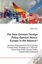 New German Foreign Policy-Opinion Nexus