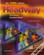 New Headwaystudent'S Book A