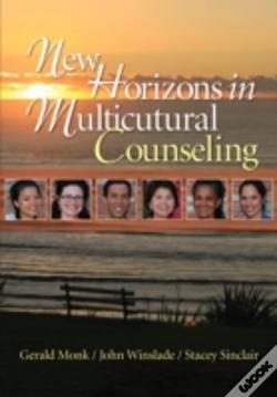 Wook.pt - New Horizons In Multicultural Counseling