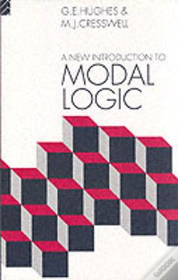 Wook.pt - New Introduction To Modal Logic