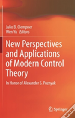 Wook.pt - New Perspectives And Applications Of Modern Control Theory