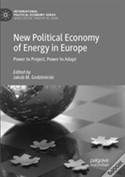 Wook.pt - New Political Economy Of Energy In Europe