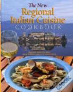 New Regional Italian Cuisine Cookbook