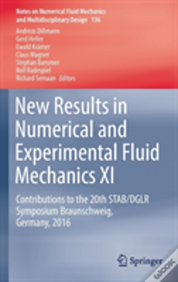 Wook.pt - New Results In Numerical And Experimental Fluid Mechanics Xi