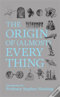 Wook.pt - New Scientist: The Origin Of (Almost) Everything