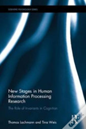 New Stages In Human Information Pro