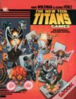 New Teen Titans Games Hc