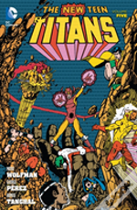 New Teen Titans Tp Vol 5