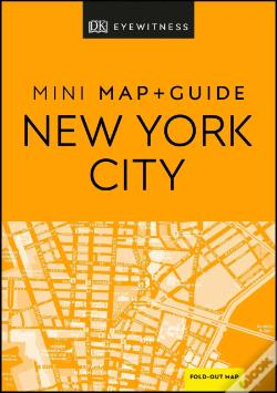 Wook.pt - New York City Dk Eyewitness Mini Map and Guide