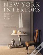 New York Interiors: Bold, Elegant