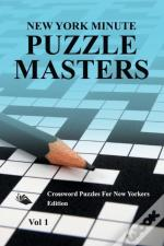 New York Minute Puzzle Masters Vol 1
