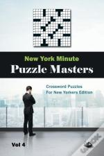 New York Minute Puzzle Masters Vol 4