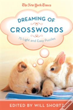 Wook.pt - New York Times Dreaming Of Crosswords