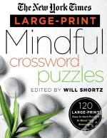New York Times Large-Print Mindful Cross
