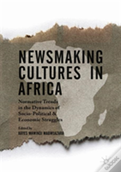 Wook.pt - Newsmaking Cultures In Africa